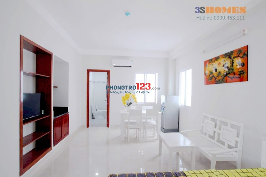 Cho thuê phòng trọ mới giá rẻ, tiện nghi Quận Tân Bình
