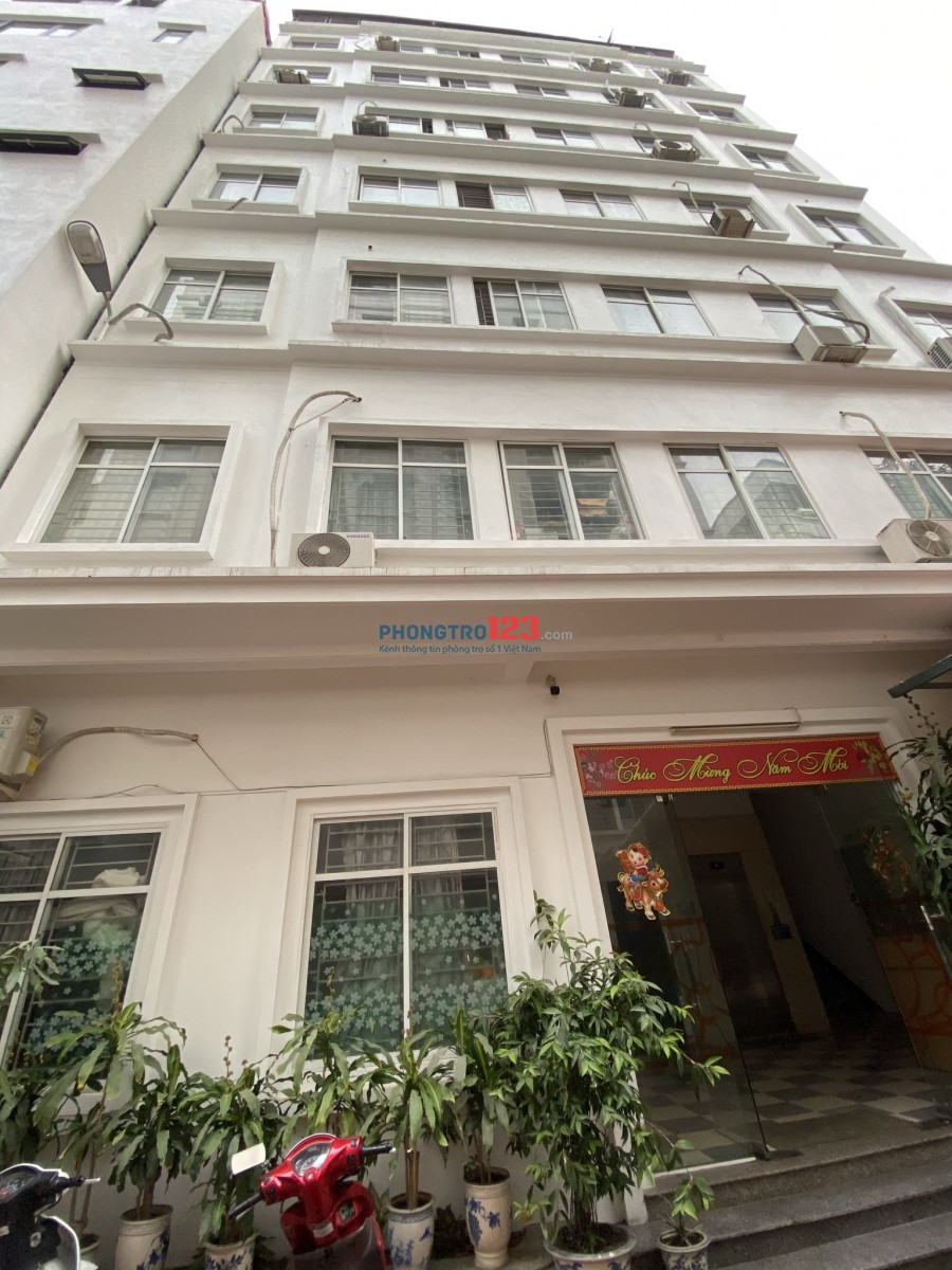 Cho thuê CCMN Hiền Lương, gần công viên Hoà Bình - Phạm Văn Đồng