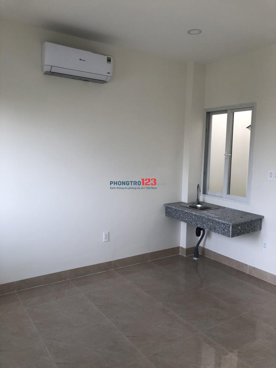 Cho thuê phòng nhà đẹp mới xây, setup tiện nghi theo yêu cầu