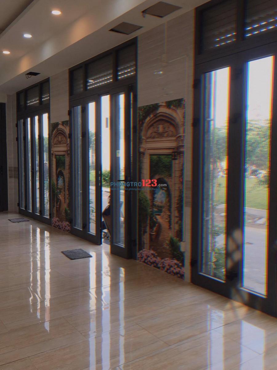 Mặt bằng kinh doanh góc hai mặt tiền quận Tân Phú