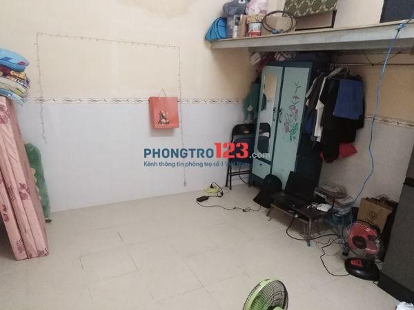 Tìm Nam SV ở ghép phòng trọ Quận Tân Phú
