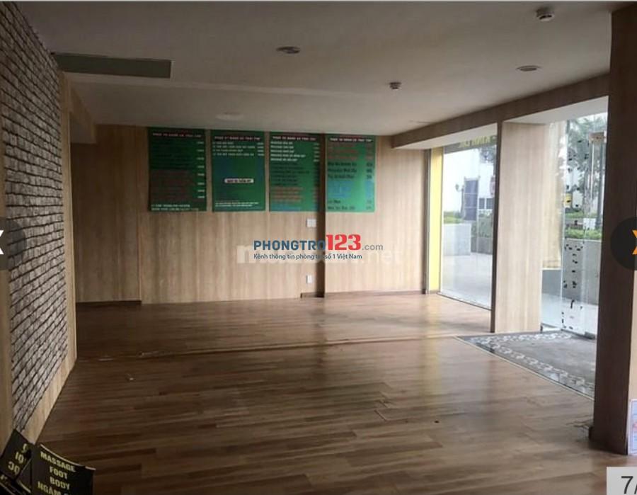 Cho thuê shop house 98m2 tại CityGate Towers đường Võ Văn Kiệt Quận 8