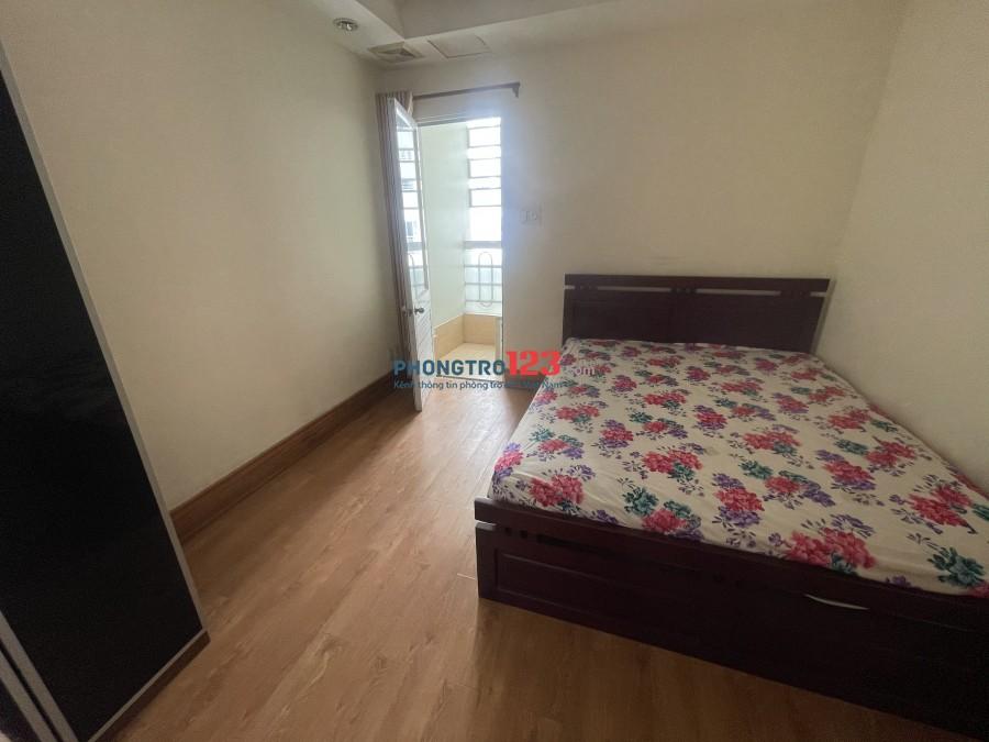 Ghép phòng căn hộ chung cư Hoàng Tháp