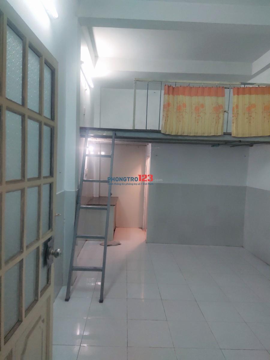 Phòng trọ 27m2, gần trường ĐHCN