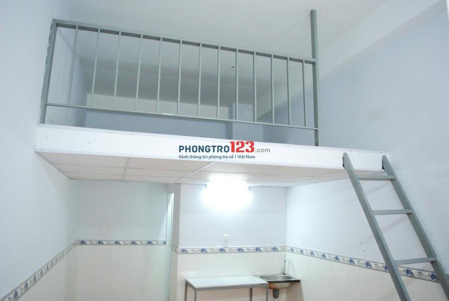 Phòng trọ quận 9 25m2 giá rẻ an ninh