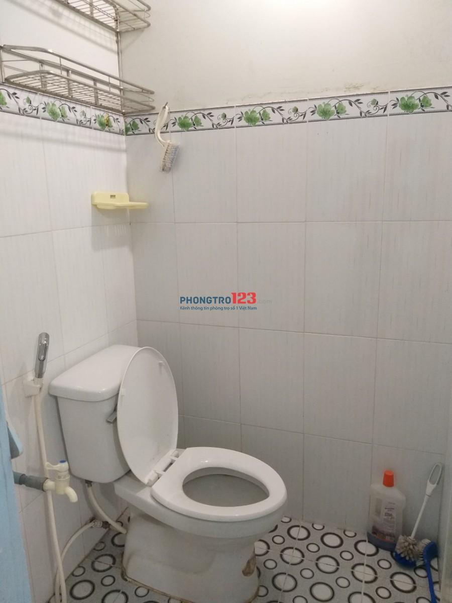 Phòng trọ sinh viên Nguyễn Văn Khối 1tr4