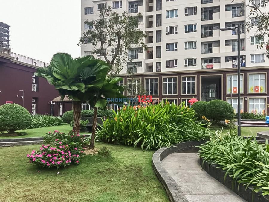 Share lại 1 phòng ngủ trong căn hộ 2PN tại Chung Cư The Park Residence
