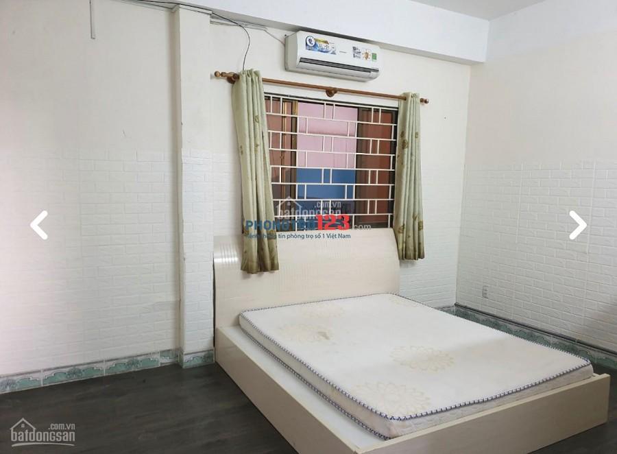 Cho thuê Phòng trung tâm q10. 25m2. Full nt. Giá 3,5tr