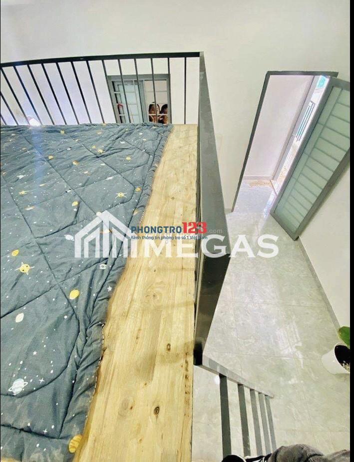Cho thuê phòng mới xây có nội thất tại 51 Bình Giã P13 Q Tân Bình giá 3,6tr/t