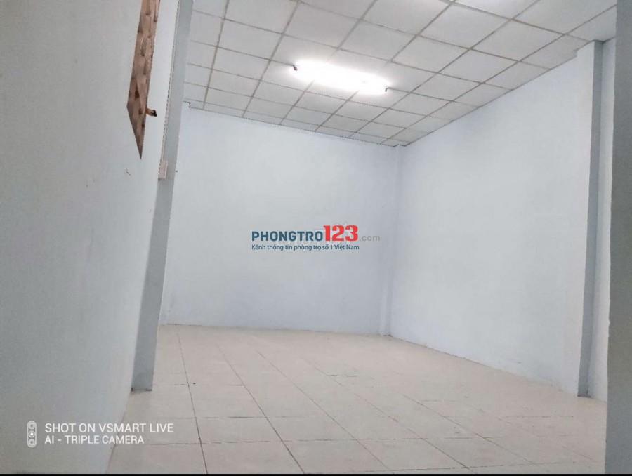 Cho thuê nhà NC 4x18 1 trệt 1 lầu tại Bình Long P Tân Quý Q Tân Phú giá 7tr/th