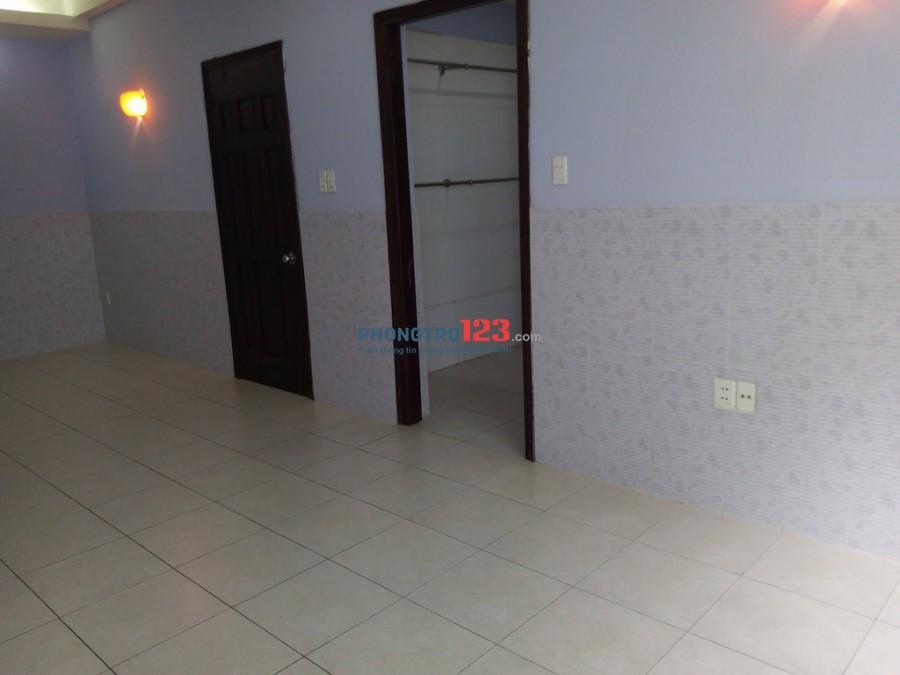 Phòng 30m2, đẹp, Biệt thự Bình Lợi, ko chung chủ
