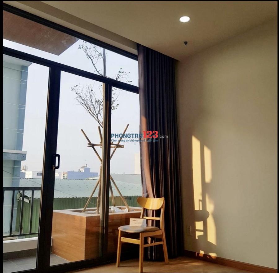 Cho thuê Phòng Studio Full nội thất cao cấp tại Quang Trung P14 Gò Vấp giá từ 3,6tr/th