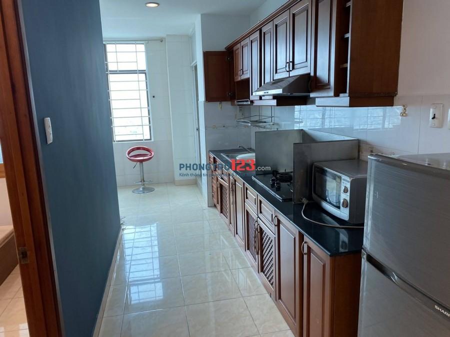 Cho thuê căn hộ chung cư H1 Hoàng Diệu