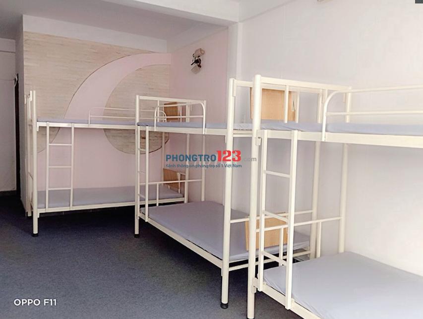 Tìm người ở ghép, Q10. giá 1tr200 bao điện nước net...Có giường riêng. bãi xe rộng rãi