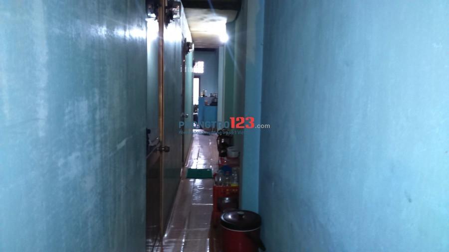 Phòng trọ cho nữ sinh viên tại quận 8