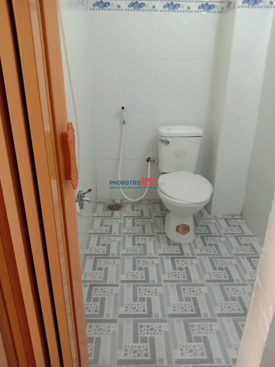 Cho thuê phòng trọ (gần bến xe Miền Đông phường 26, quận Bình Thạnh) (chính chủ cho thuê)