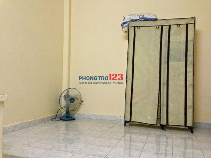Cho thuê phòng trọ 30 m2 tại ngõ 46 Trần Quốc Hoàn