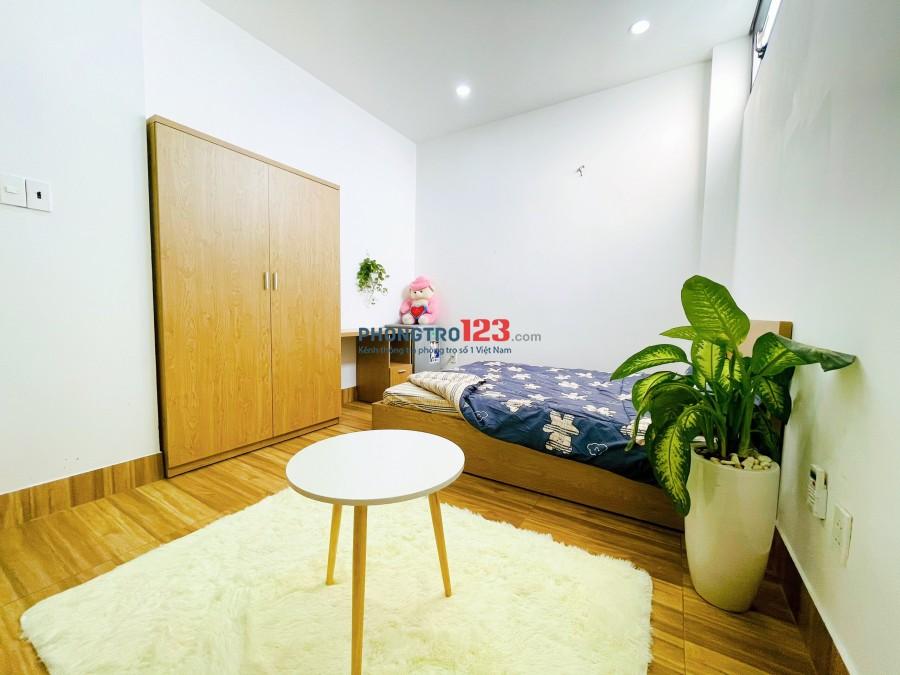 căn hộ cao cấp full nội thất, thang máy, Nguyễn Văn Đậu, Bình Thạnh