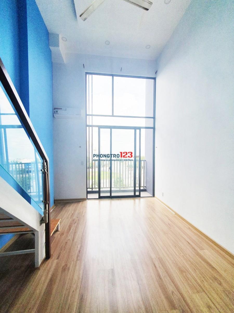 Cho thuê căn hộ OFFICETEL mini duplex (1PN1WC). Nhà trống 48m2 5.5 triệu, full nội thất 54m2 giá tốt 6 triệu/tháng