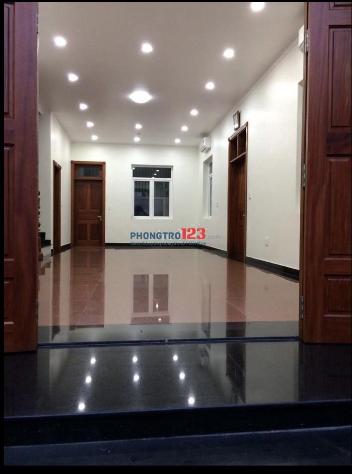 Cho thuê mặt bằng tầng trệt biệt thự 62m2 tại 92 Đường số 7 P An Phú Q2