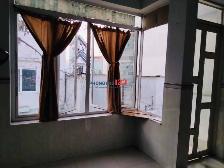 Gò Vấp - Cho thuê phòng trọ 18m2, Đường số 1, P.13