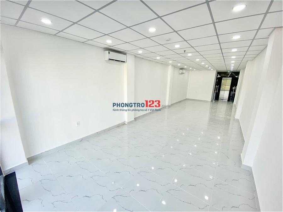 Văn Phòng chính chủ Quận 3 60m2 cho thuê mới tinh