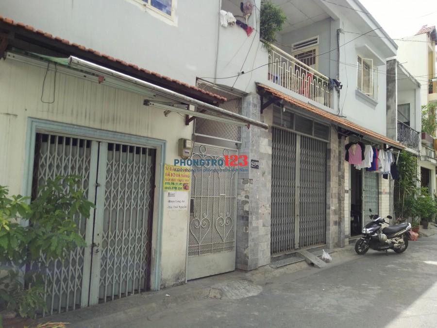 Cho thuê 2 phòng trọ quận Tân Bình