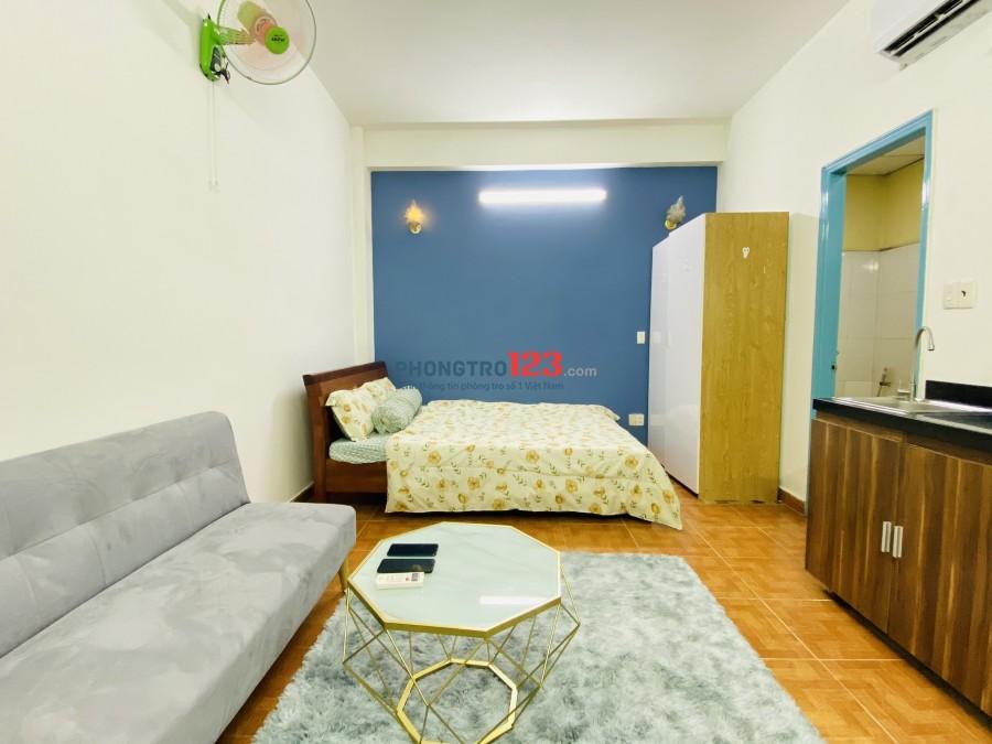 Cho thuê căn hộ ngắn hạn và dài hạn tân bình - đầy đủ tiện nghi - dịch vụ tận phòng