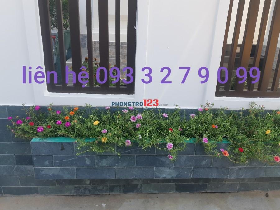 Cho thuê trọ - kios mặt đường nguyên căn gần plaza - kcn long thành 0933 279 000