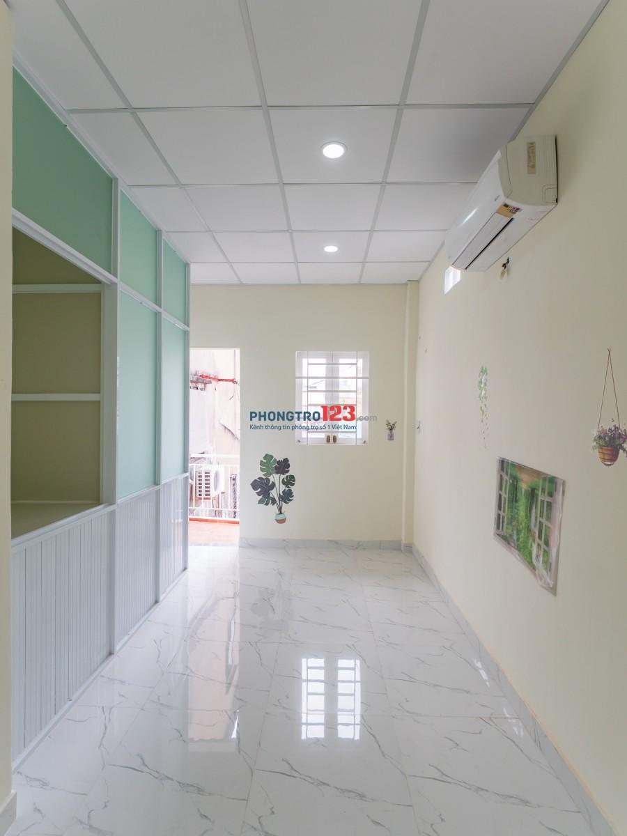 Nhà hẻm 97 Ung Văn Khiêm, 1 trệt 1 lầu mới xây
