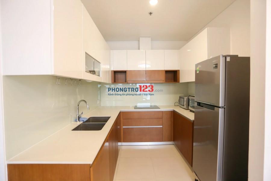 Căn hộ cao cấp Pearl Plaza, 2PN rộng rãi đầy đủ tiện nghi
