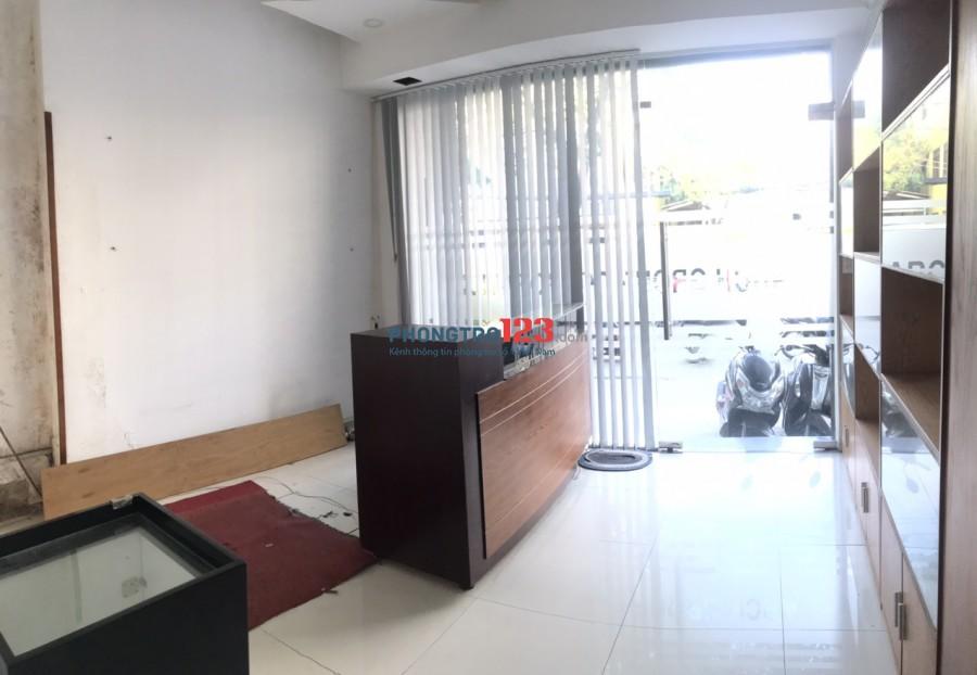 Cho thuê MB Tầng trệt 120m2 mặt tiền 27 Hoàng Hoa Thám P6 Q Bình Thạnh