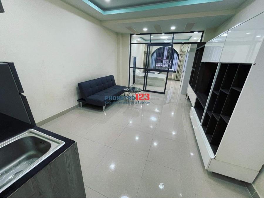 Cần cho thuê căn hộ 1 phòng ngủ riêng biết ngay trung tâm quận 1 , full nội thất Sdt lh 0964601579