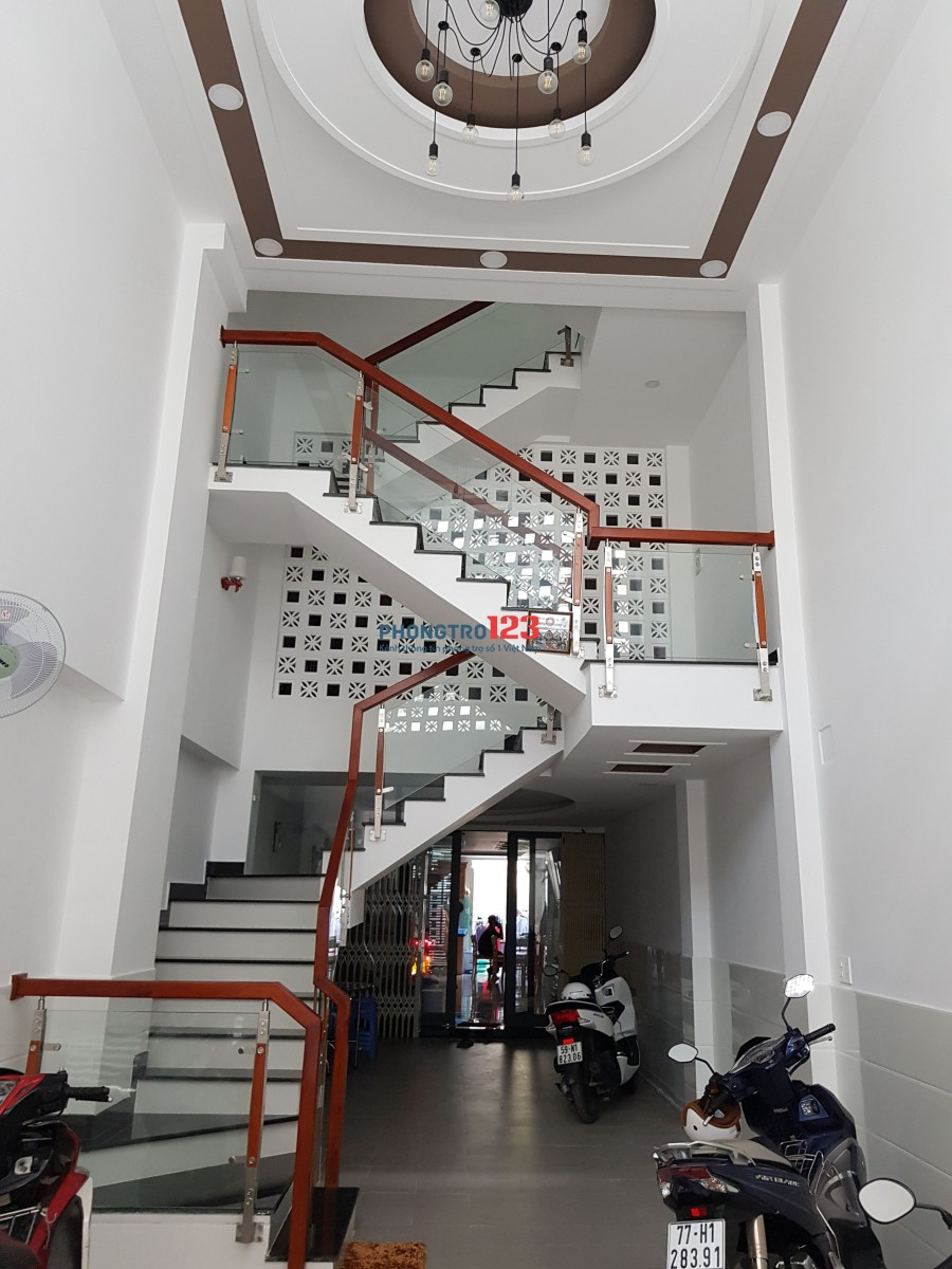 Phòng mới, an ninh, hiện đại, trung tâm Gò Vấp