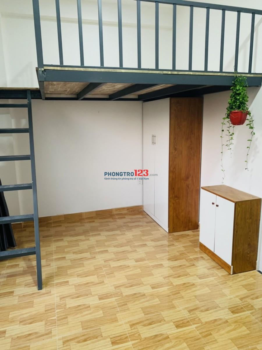 Phòng nội thất tiện nghi ngay Phan Huy Ích, Gò Vấp.