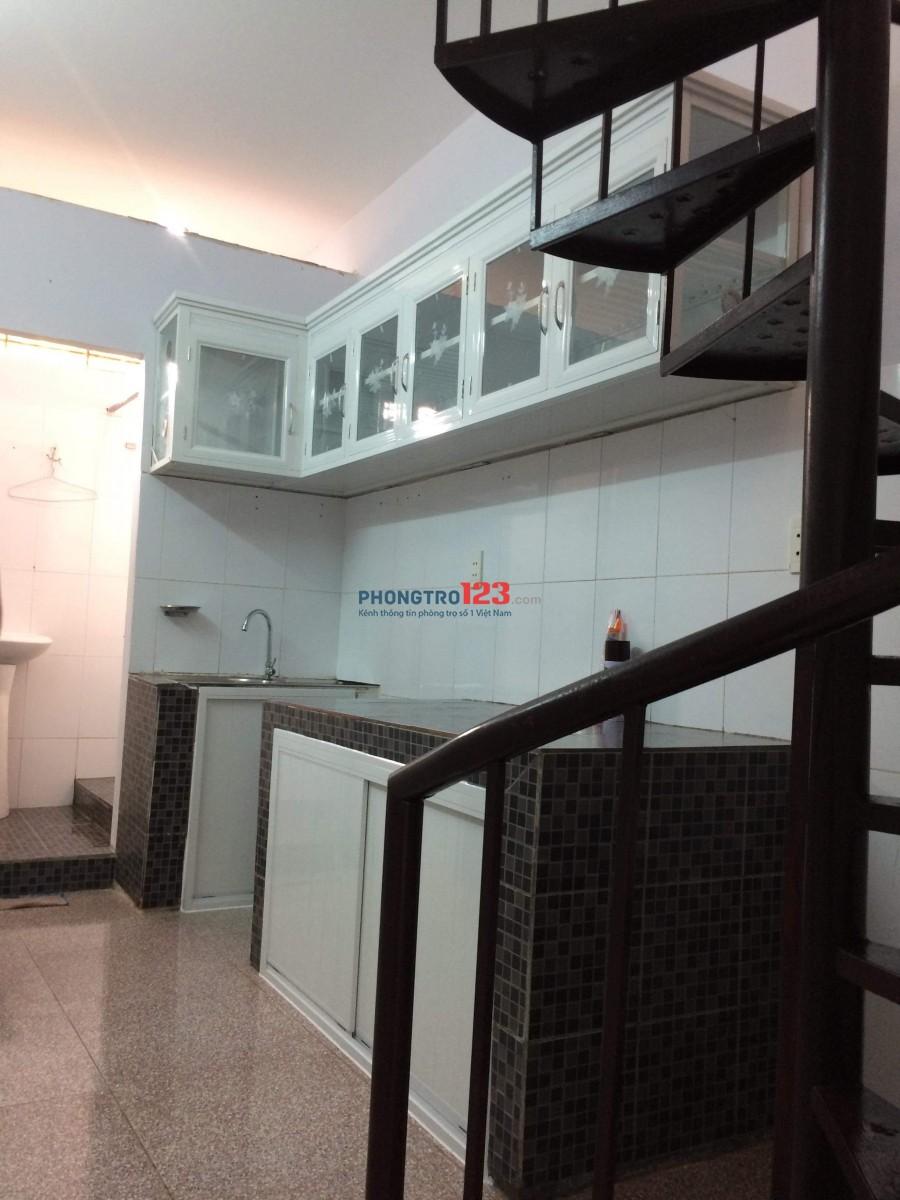 Cho thuê nhà gần đh Hutech và Hồng Bàng
