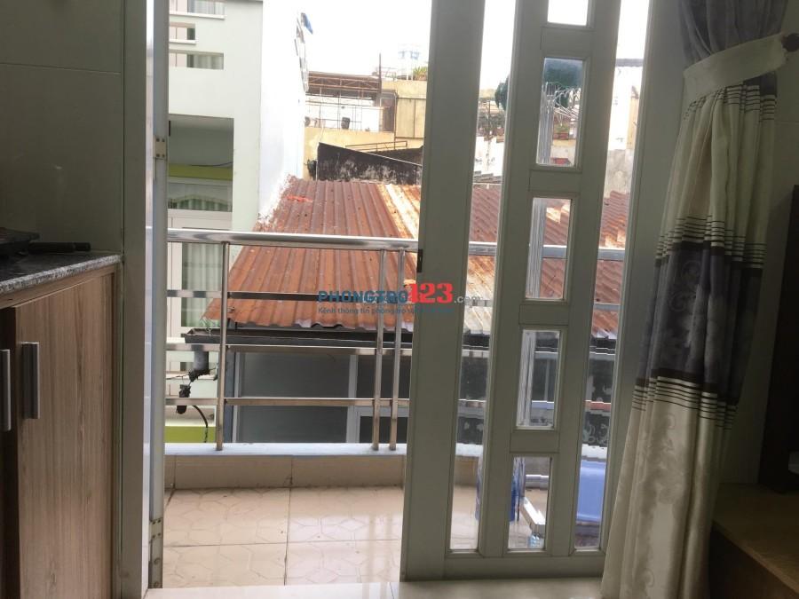 Chính chủ cho thuê phòng trọ cao cấp tại Quận 3 ngay cầu Lê Văn Sỹ, chợ Nguyễn Văn Trỗi