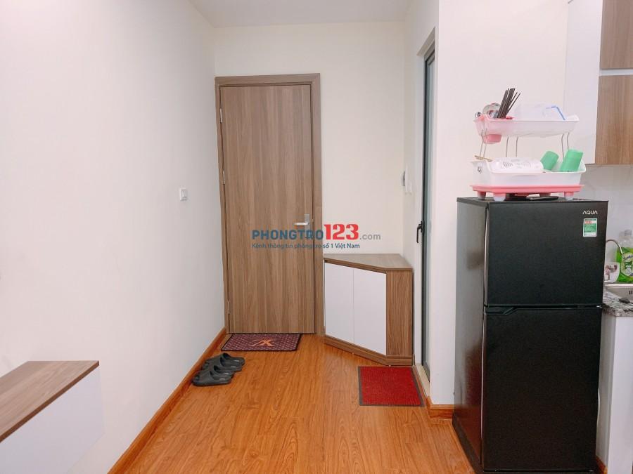 Chính chủ cho thuê căn hộ chung cư mini cao cấp, full nội thất tại đường HOÀNG QUỐC VIỆT