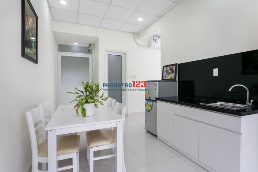 Cho Thuê Căn Hộ Cao Cấp, Quận Phú Nhuận, Diện Tích 25m2