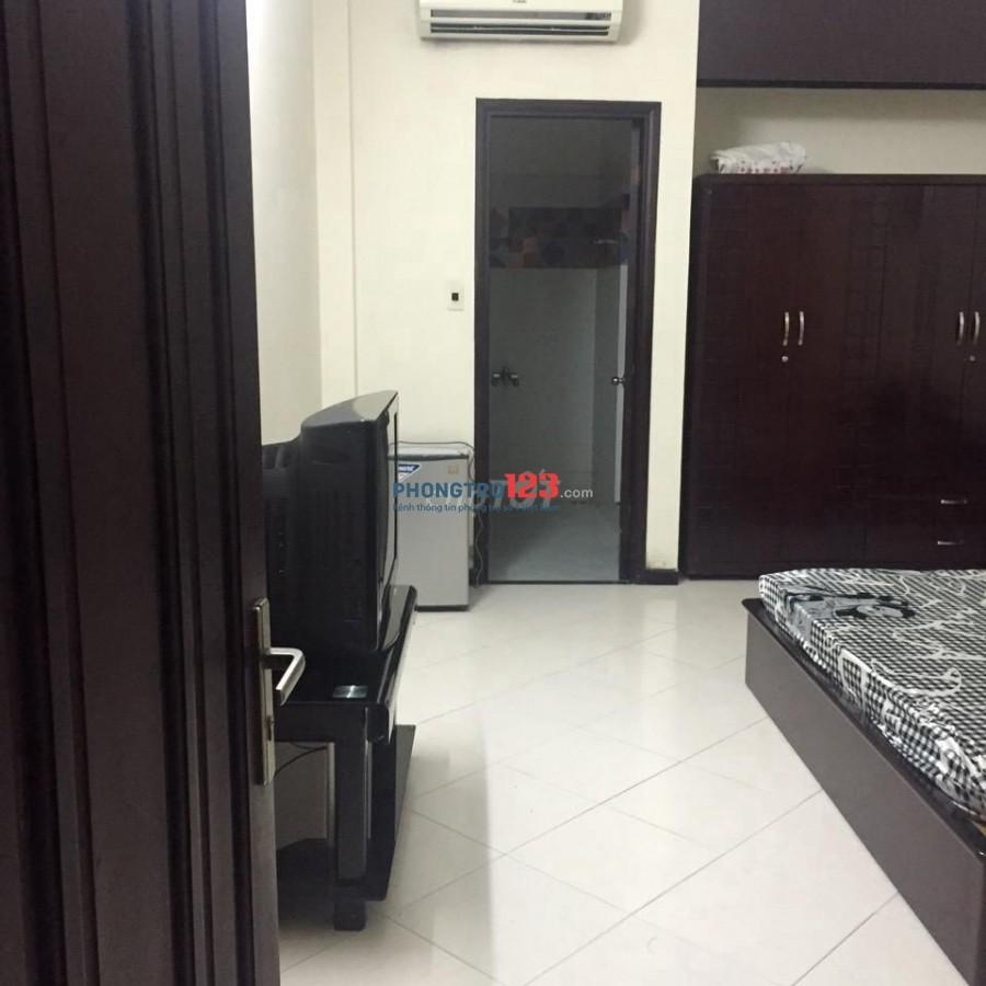 Phòng cao cấp đối diện ĐH Sư Phạm, lê văn sỹ q3 2,9 triệu/tháng- 25 m2