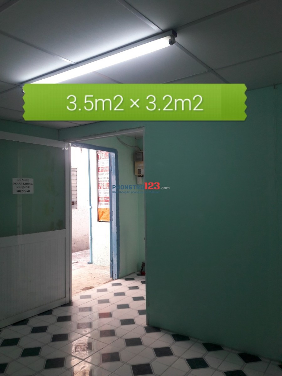 Chính chủ cho thuê nhà NC 5x10 tại 377/31 Phan Văn Trị P11 Q BThạnh giá 6tr/th