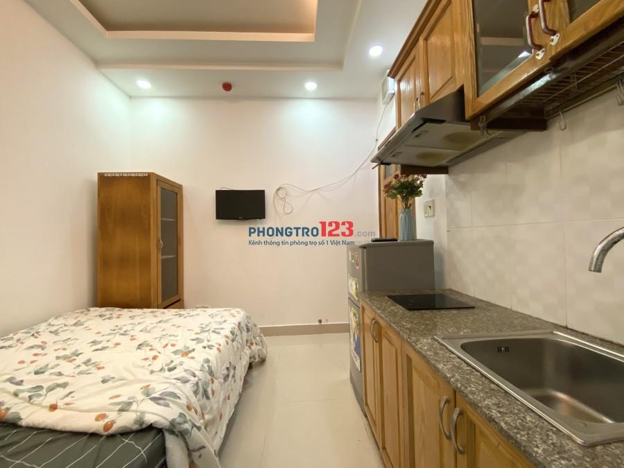 Phòng đẹp full nội thất ngay Nguyễn Trãi, Quận 1