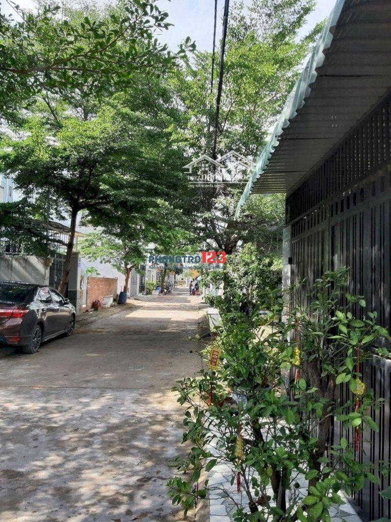 Cho thuê nhà đường số 7, Linh Trung, Thủ Đức