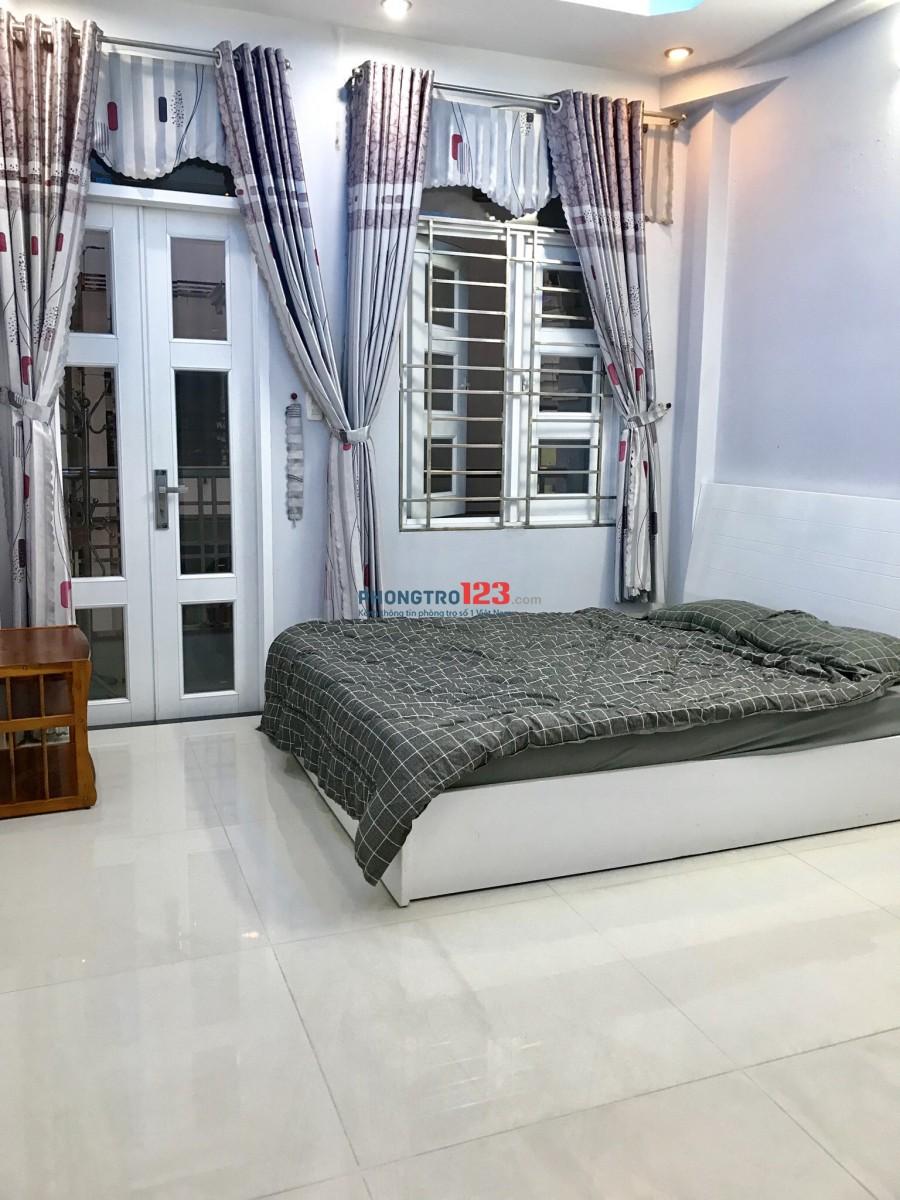Phòng cho thuê tại Lê Văn Sỹ full nội thất