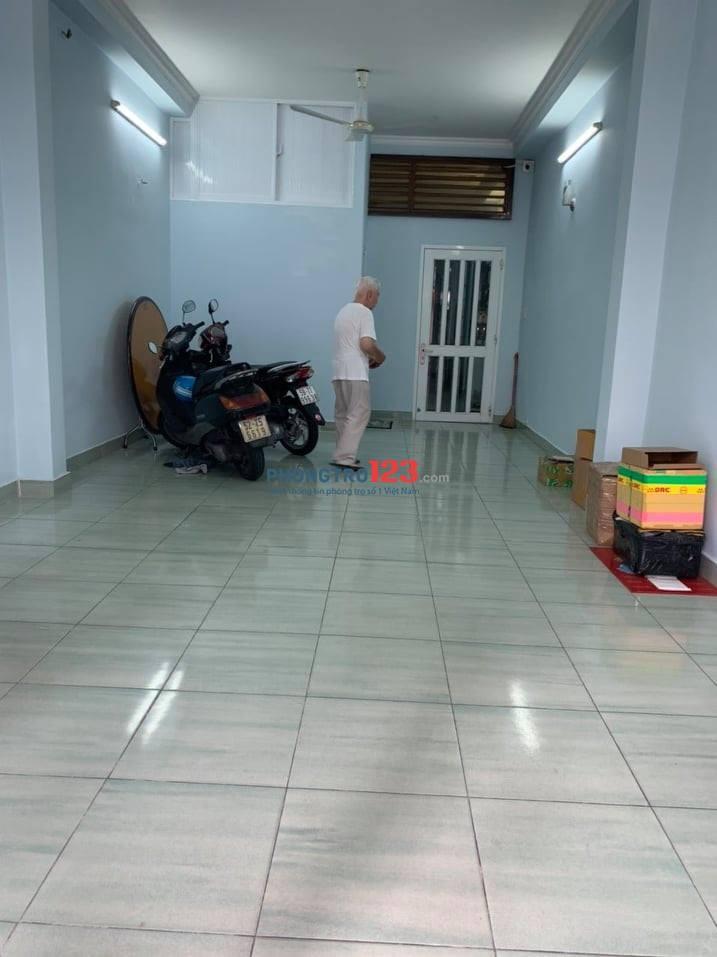 Cho thuê mặt bằng đường Mai Thị Lựu