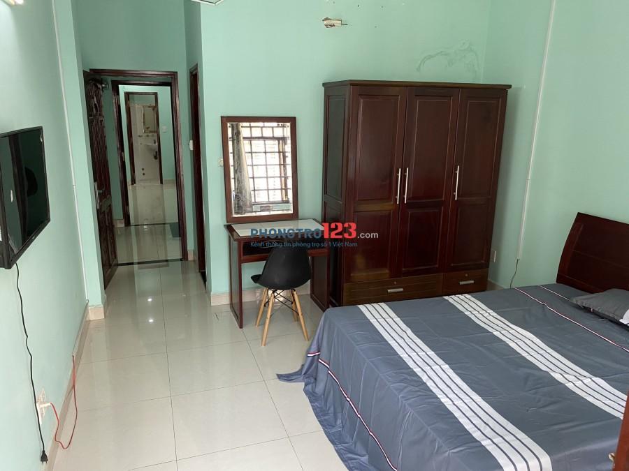 Phòng đẹp, mới, đầy đủ tiện nghi - WC riêng ngay trung tâm quận Bình Thạnh