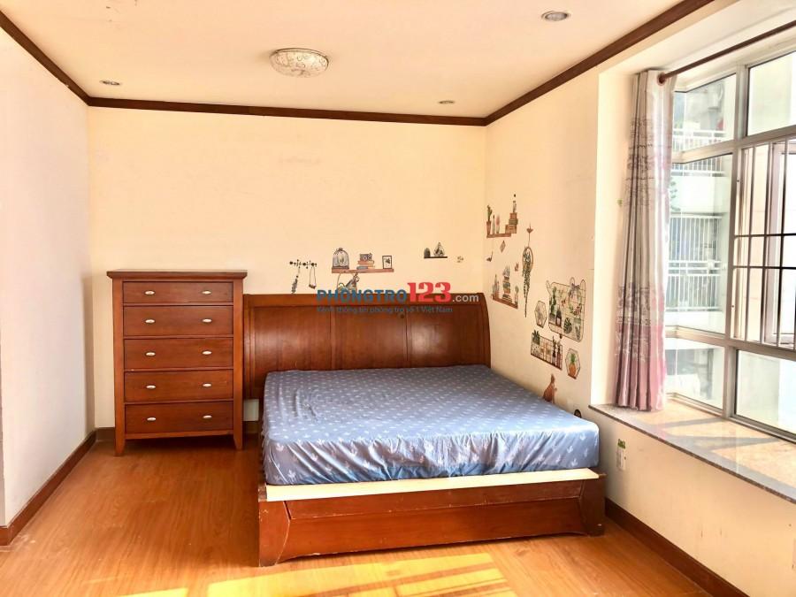 Cho thuê phòng full nội thất chung cư HAGL An Tiến giá siêu rẻ