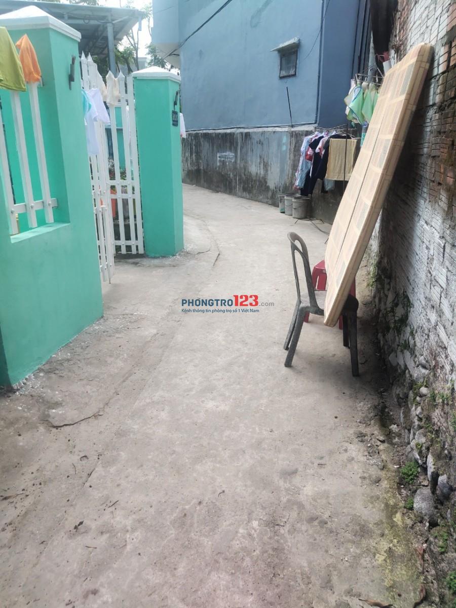 Cho Thuê Nhà Đường Nguyễn Văn Cừ, Phường Hòa Hiệp Bắc, Quận Liên Chiểu, Đà Nẵng