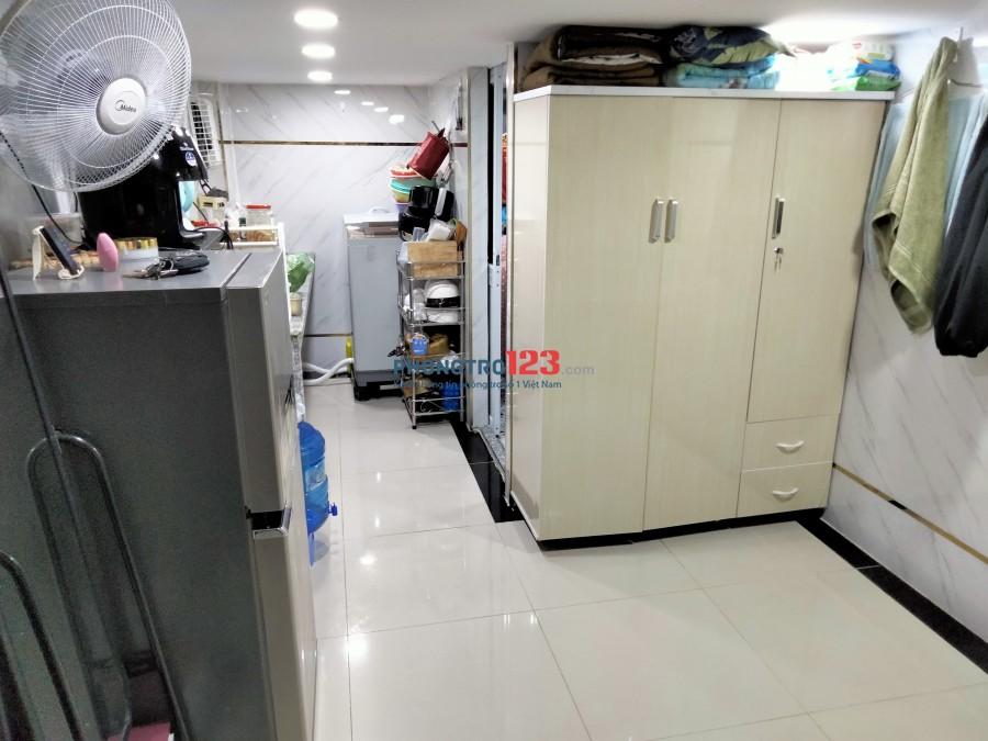 Cần nhượng lại phòng đang thuê ở Tân Phú