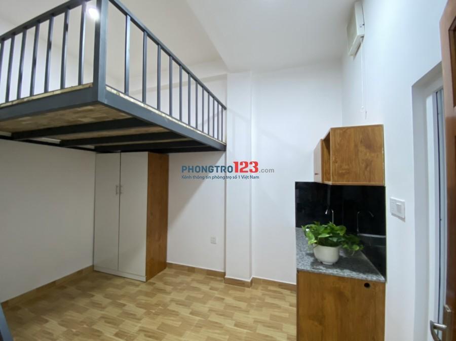 Phòng trọ Gò Vấp New 100% giá cực ưu đãi chỉ từ 2,9TR